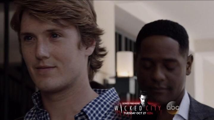 Werner Von Strucker e Doutor Garner (Marvel´s Agents of Shield S03E02)