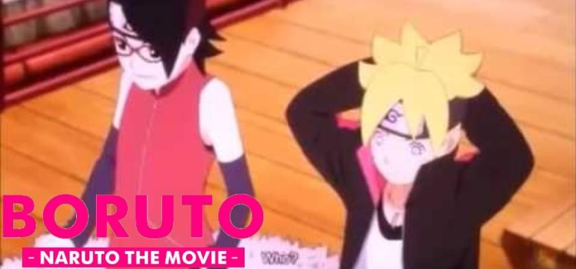 Boruto - Naruto The Movie - Cena Pós-Créditos
