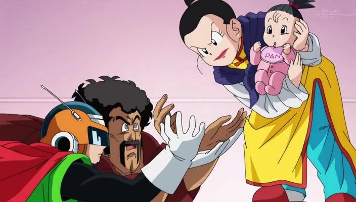 Chichi e Pan (Dragon Ball Super - Episódio 17)