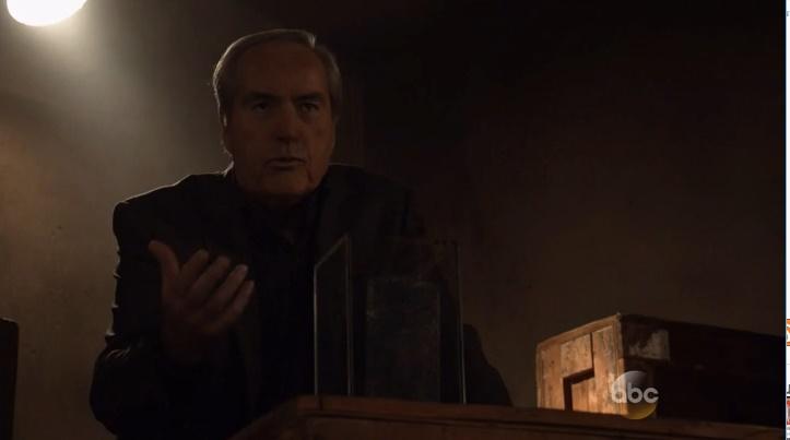 Gideon, Monolito e a origem da Hidra (Marvel´s Agents of Shield - S03E08)