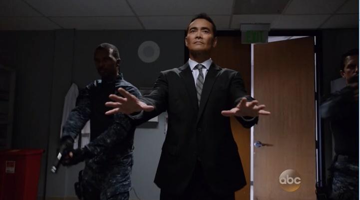 Inumano da Hidra (Marvel´s Agents of Shield - S03E08)