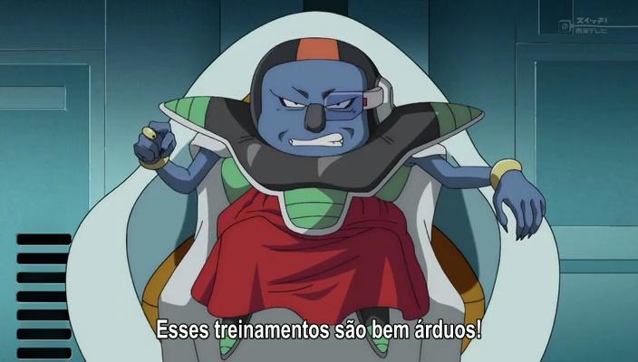 Soldados do Renascimento de Freeza (Dragon Ball Super - Episódio 18)