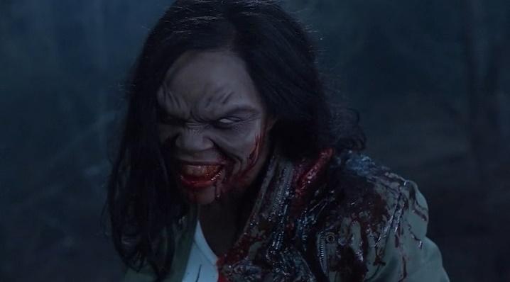 Amanda deadite (Ash Vs. Evil Dead - S01E09)