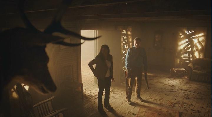Ash e Amanda (Ash Vs. Evil Dead - S01E08)