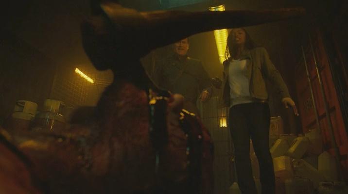 Ash e Amanda matam Lem (Ash Vs. Evil Dead - S01E07)