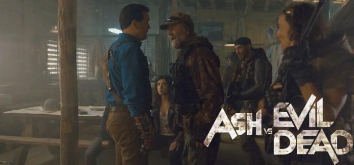 Ash Vs. Evil Dead - S01E07 - Review