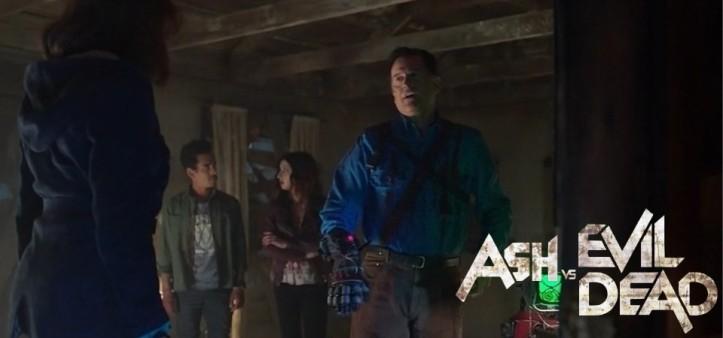 Ash Vs. Evil Dead - S01E09 - Review