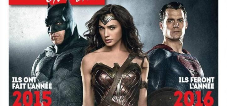Batman Vs. Superman - A Origem da Justiça - Créditos do filme estilo Watchmen