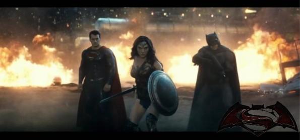 Batman Vs. Superman - A Origem da Justiça - Trailer #2