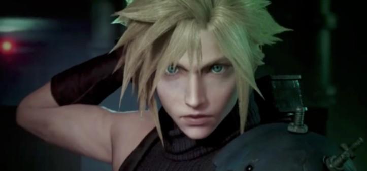 Final Fantasy VII Remake - Primeiro Gameplay Oficial