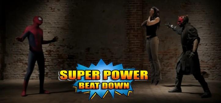 Homem-Aranha Vs. Darth Maul - Super Power Beat Down - Episódio 17