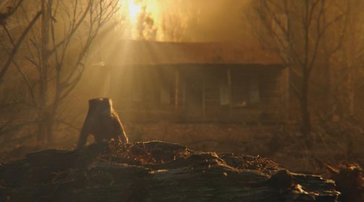 Mão de Ash e a Cabana (Ash Vs. Evil Dead - S01E07)