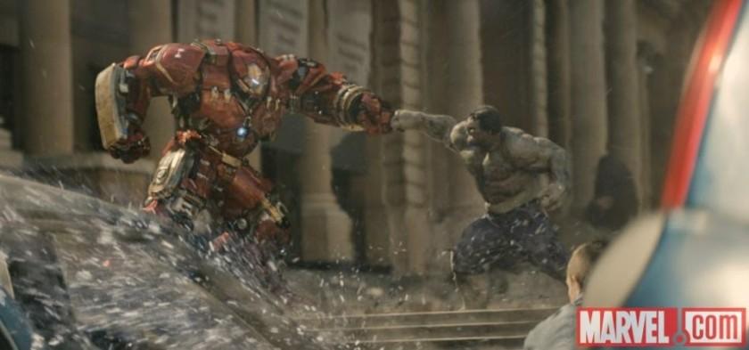 Melhores de 2015 - Hulk Vs. Hulkbuster