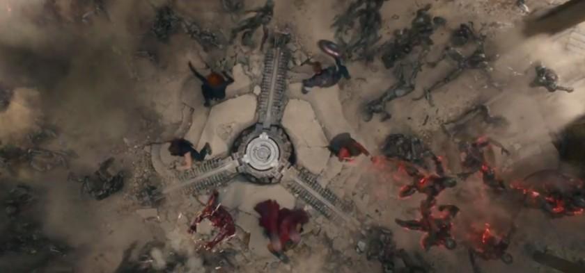 Melhores de 2015 - Vingadores Vs. Ultron