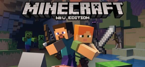 Minecraft Wii U Edition anunciado para 17 de dezembro de 2015