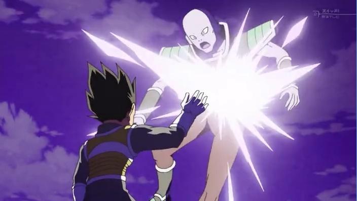 Vegeta mata Ginyu Tagoma (Dragon Ball Super - Episódio 23)
