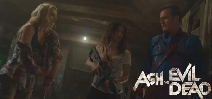 Ash Vs. Evil Dead - S01E10 - Season Finale - Review
