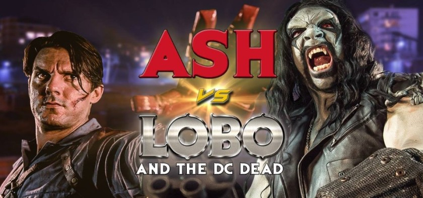 Ash Vs. Lobo and The DC Dead - Fan Film