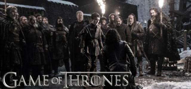 Game of Thrones - Season 6 - Data de Estreia