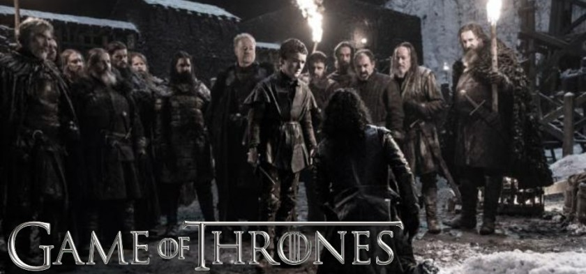Game of Thrones - Season 6 - Data de Estreia