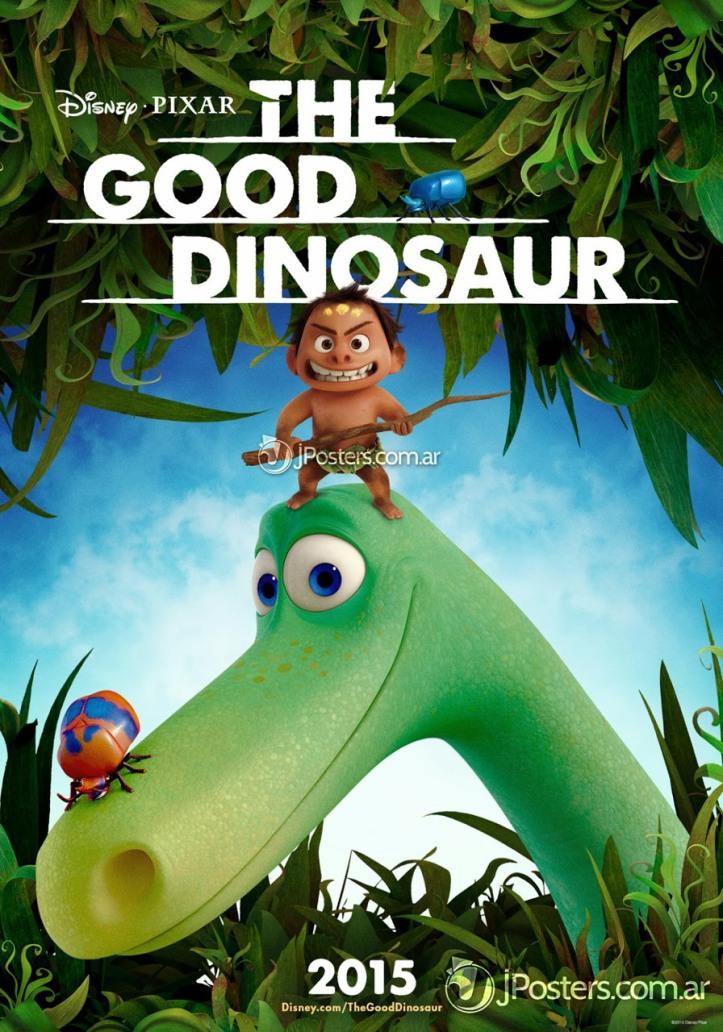 O Bom Dinossauro (2016)