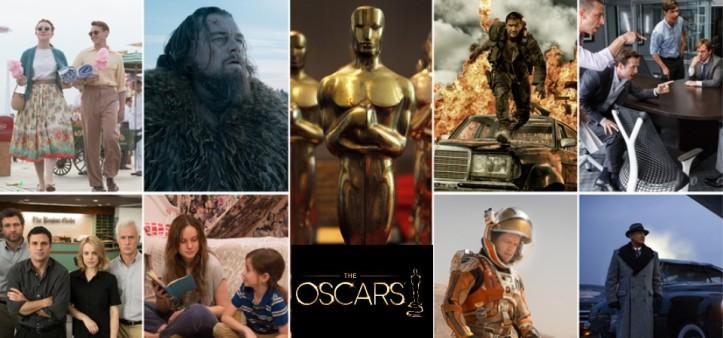 Oscar 2016 - Indicados