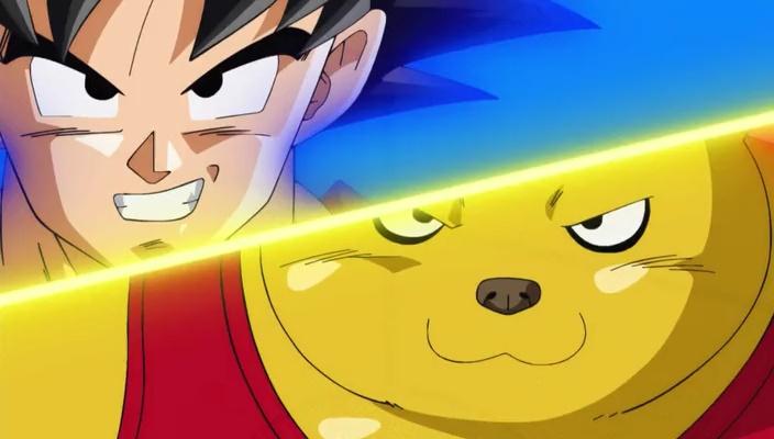 Goku Vs. Potamo (Dragon Ball Super - Episódio 32)