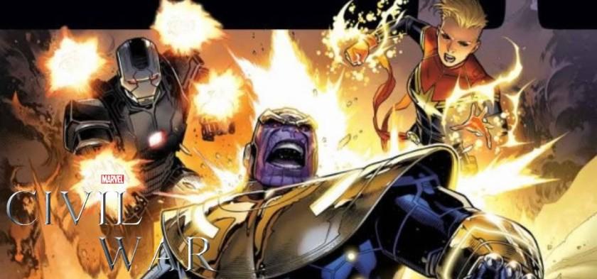 Thanos em Guerra Civil 2