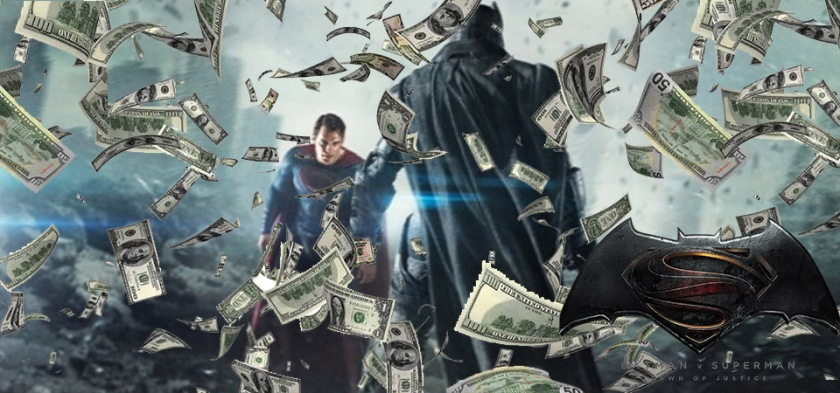 Batman V Superman vende o dobro de pré venda que Vingadores - Era de Ultron
