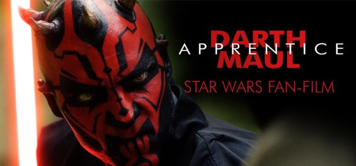 Darth Maul - Apprentice - Fan Film de Star Wars
