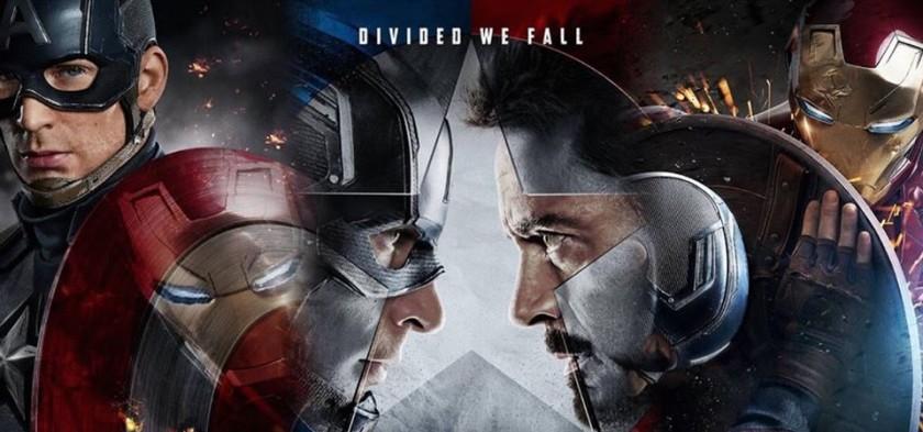 Capitão América - Guerra Civil (2016): Review