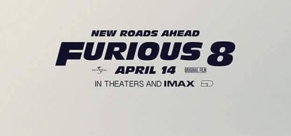 Vin Diesel libera poster de Velozes e Furiosos 8