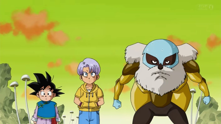 Goten, Trunks e Potage (Dragon Ball Super - Episódio 44)