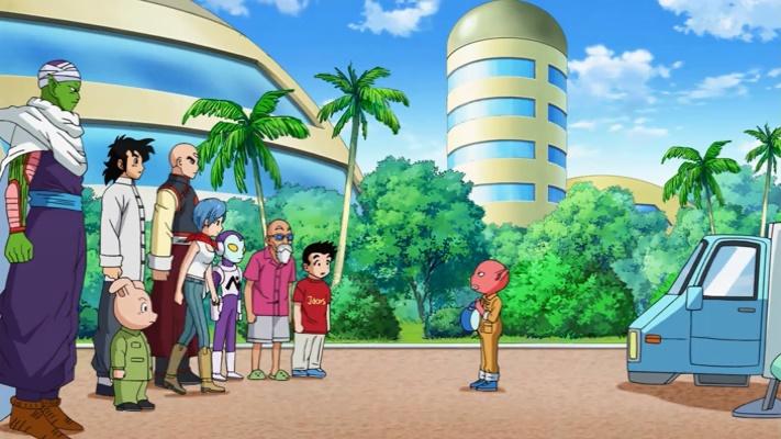 O Segredo de Monaca (Dragon Ball Super - Episódio 42)