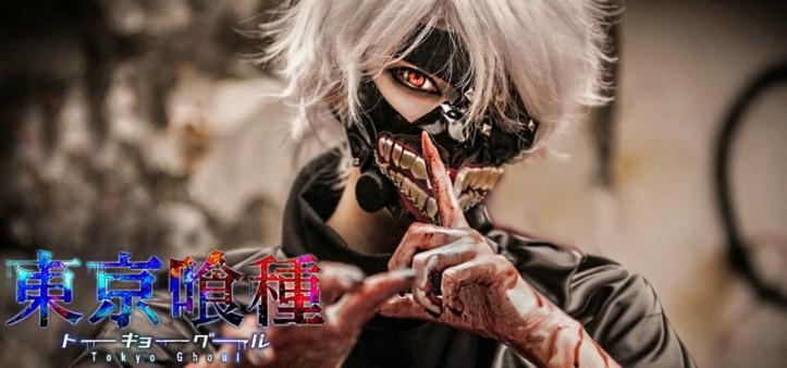 Anunciado filme live action de Tokyo Ghoul