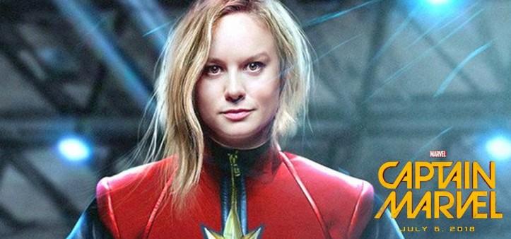 Brie Larson é a favorita para ser a Capitã Marvel no cinema