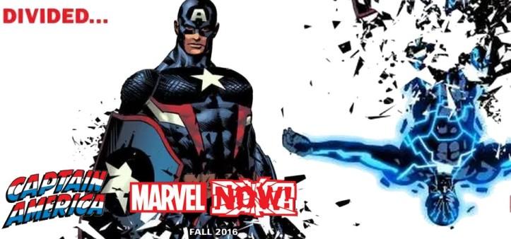 Capitão Hydra pode ser o vilão Mosaico em Marvel Now nos quadrinhos