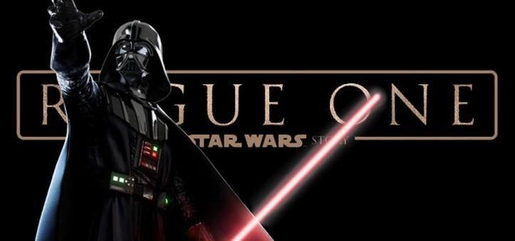 Darth Vader estará em Rogue One - Uma História Star Wars