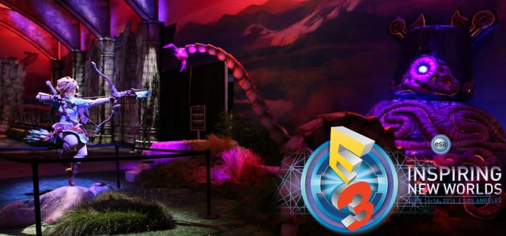 E3 2016 - Nintendo Treehouse