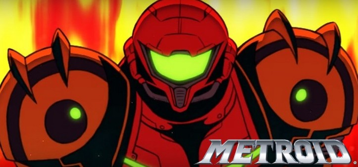 Metroid Short Animation - Curta em anime