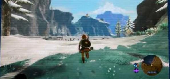 The Legend of Zelda - Breath of the Wild - Trailer Não Lançado