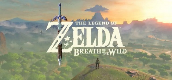 The Legend of Zelda - Breath of the Wild - Trailer