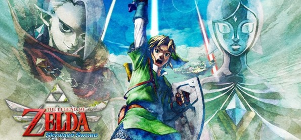 The Legend of Zelda - Skyward Sword HD pode ser anunciado