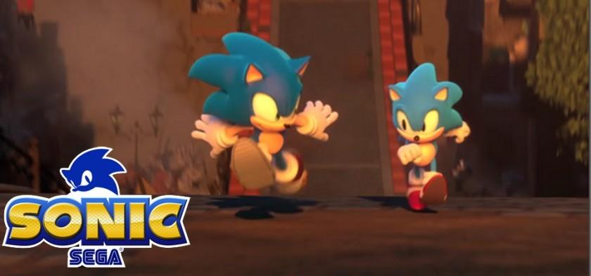 Anunciados Project Sonic 2017 e Sonic Mania pela Sega