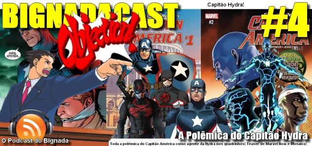 BigNadacast #4 - A Polêmica do Capitão Hydra
