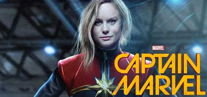 Brie Larson será a Capitã Marvel no cinema