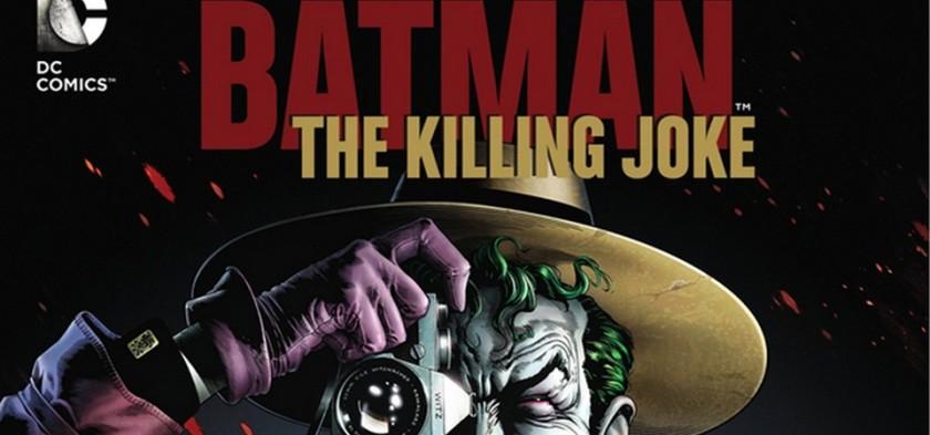 Crítica - Batman - A Piada Mortal