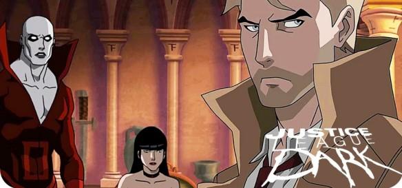 Liga da Justiça Dark - Trailer Oficial