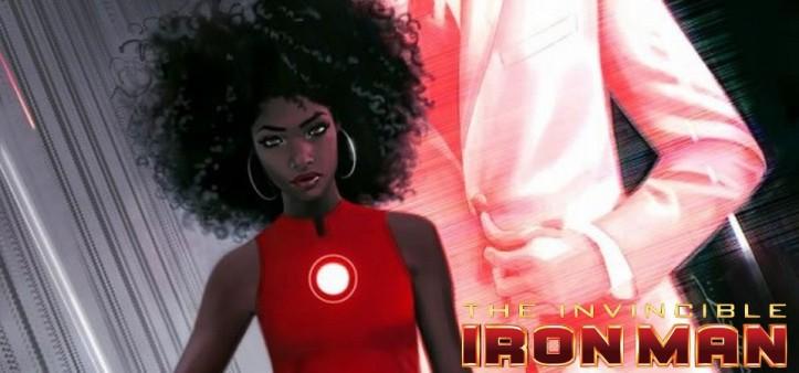 Riri Williams será o novo Homem de Ferro nos quadrinhos