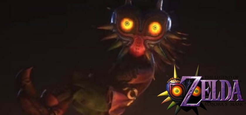 Teaser do Fan Film animado de Majora´s Mask